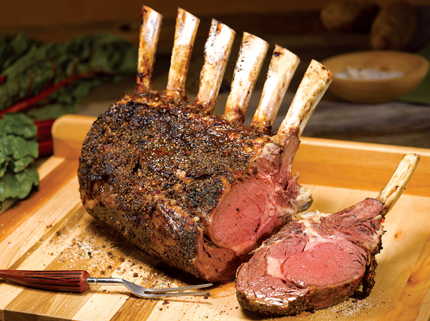 standing rib roast 119 95 199 95 the standing rib roast is the king of ...